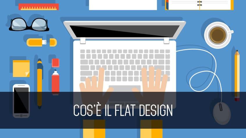 Cos'è il Flat Design • Grafico Roma Claudio Troisi