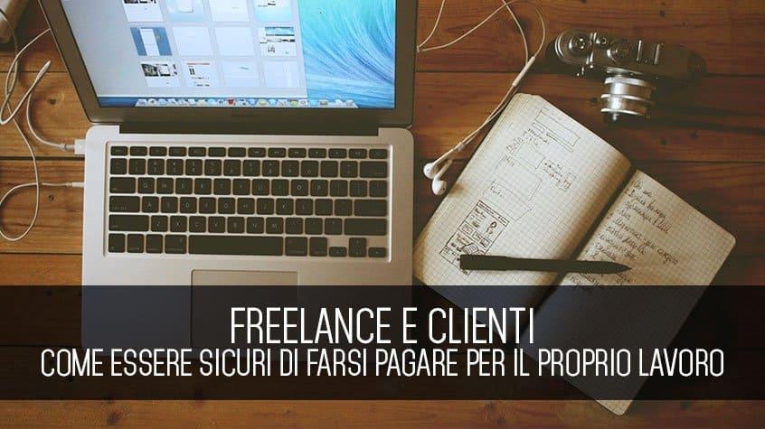 Freelance e Clienti • Grafico Roma Claudio Troisi