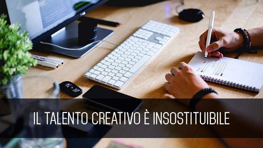 Talento Creativo • Grafico Roma Claudio Troisi