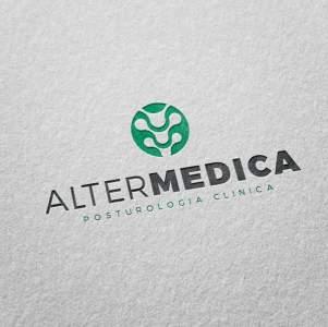 Logo Altermedica Mock Up