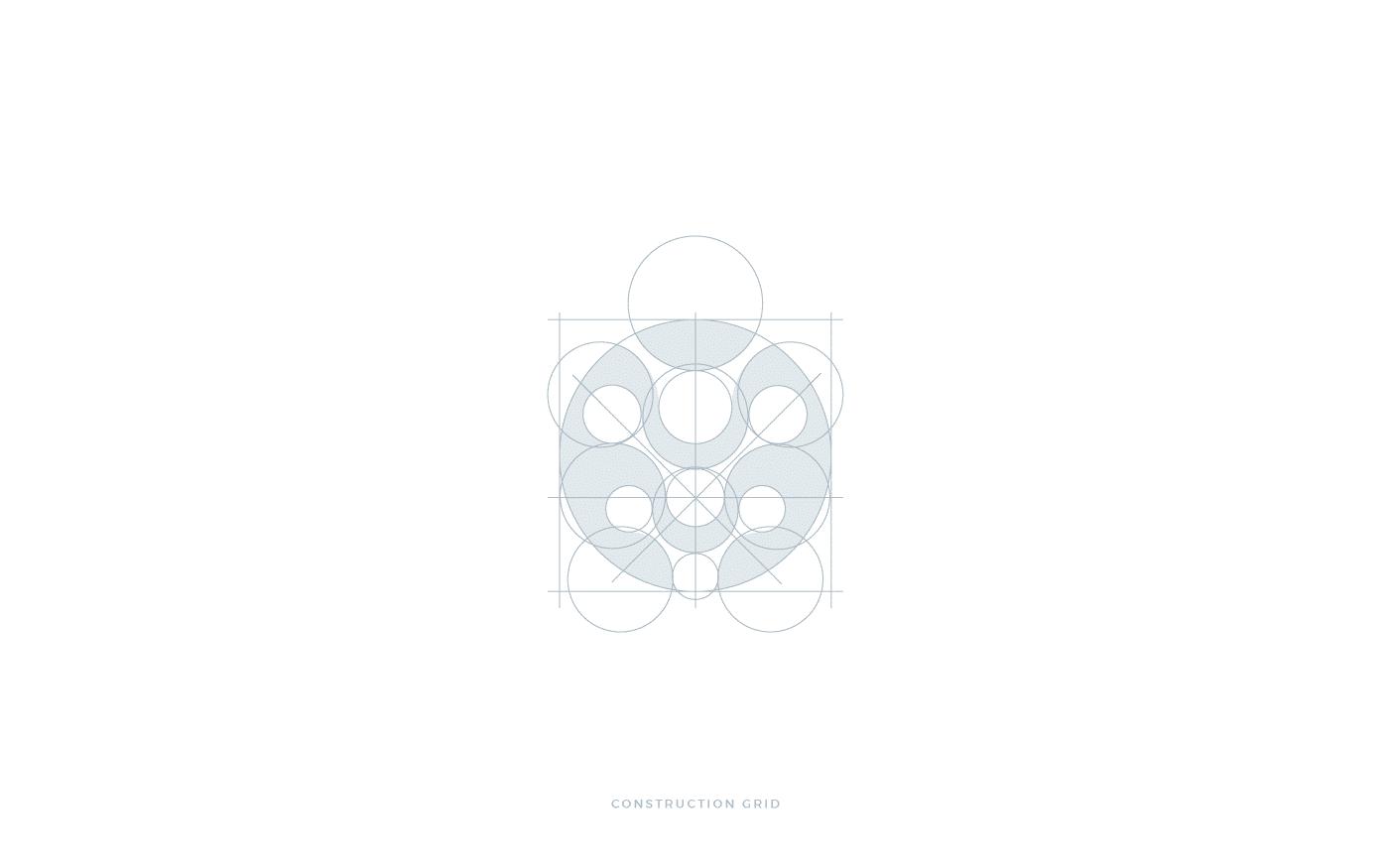Altermedica griglia costruzione logo