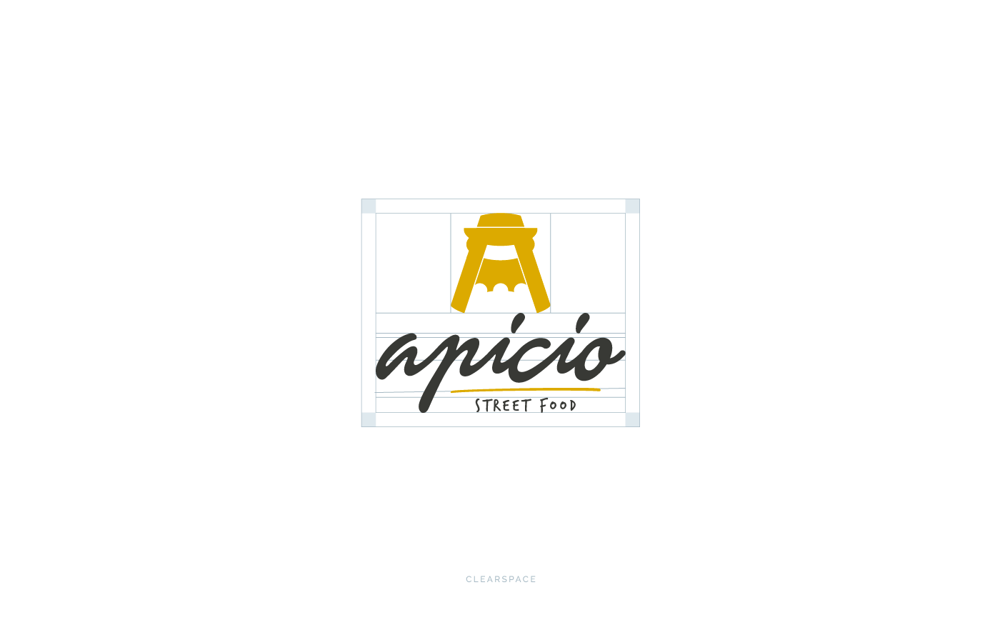 Apicio Street Food Area di Rispetto logo