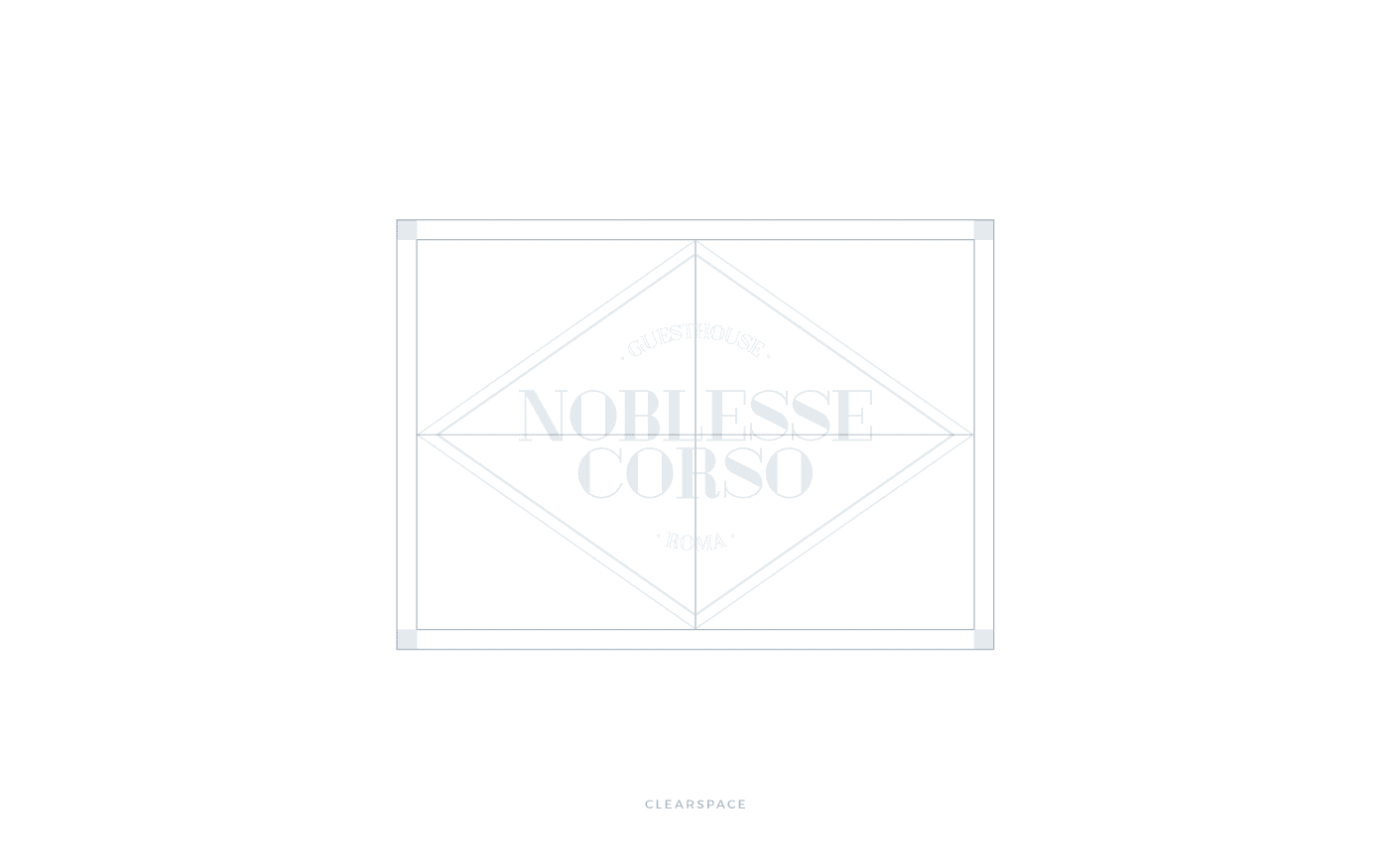 Guesthouse Noblesse Corso Area di Rispetto logo