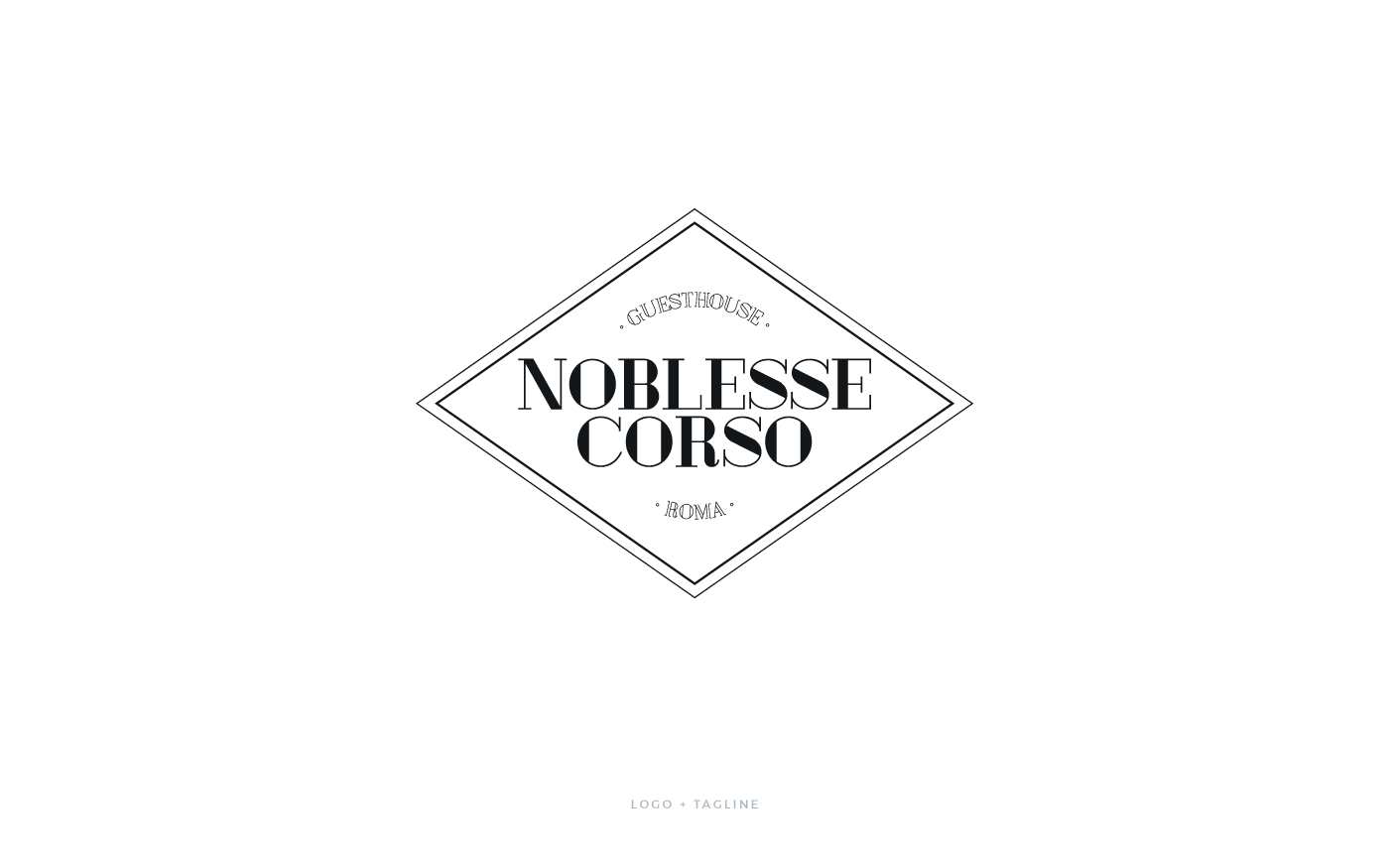 Guesthouse Noblesse Corso Logo