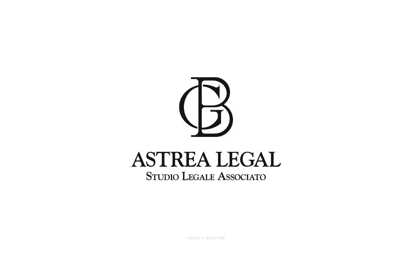 Studio Legale Astrea Logo Tagline