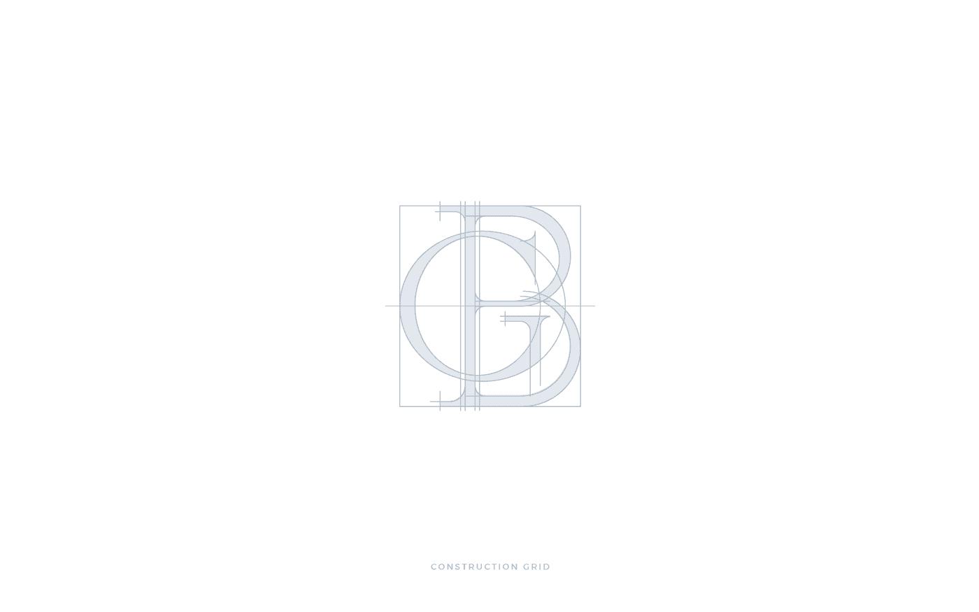 Studio Legale Astrea griglia costruzione logo