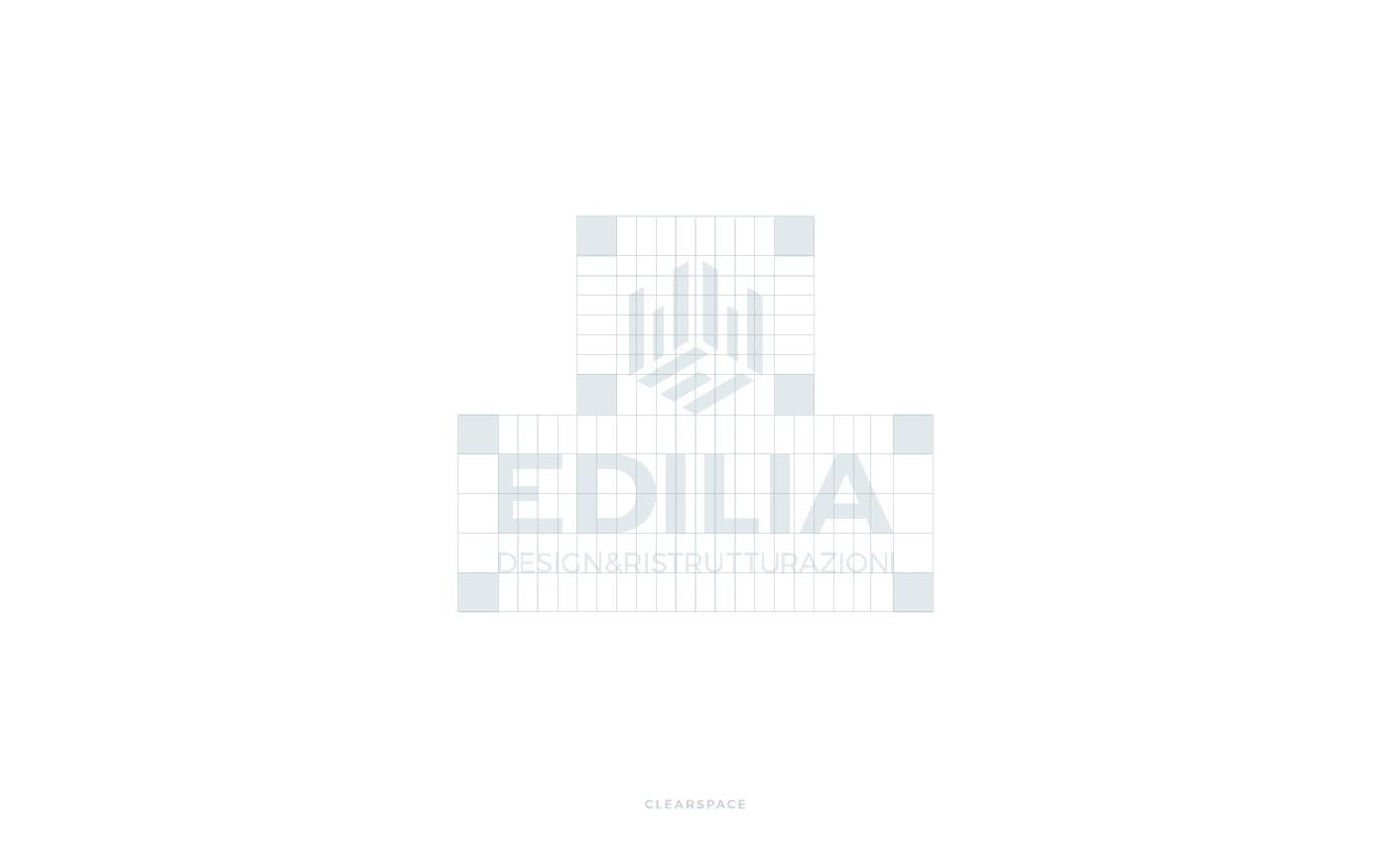 Edilia Design Area di rispetto Logo