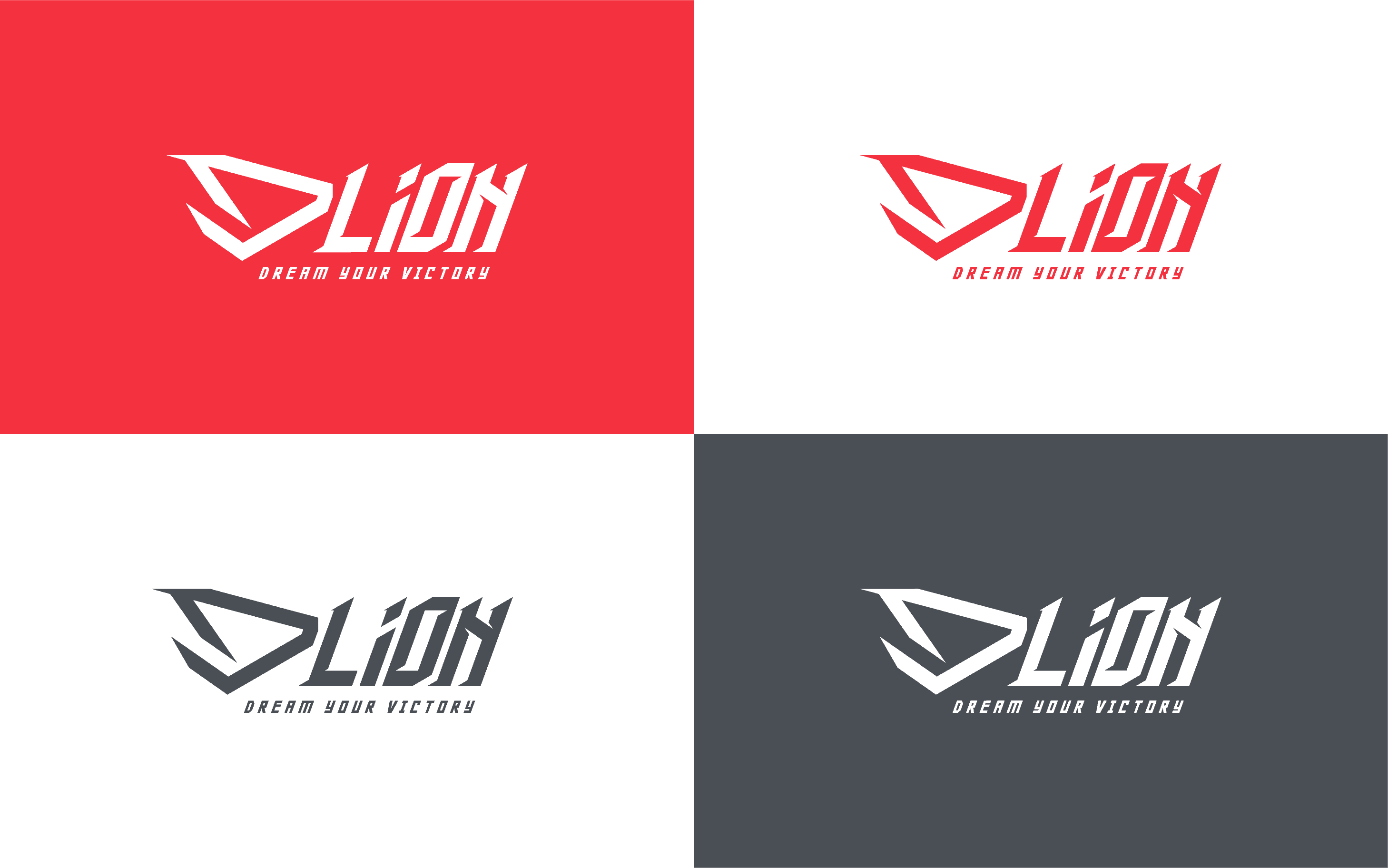 DLION color background Logo
