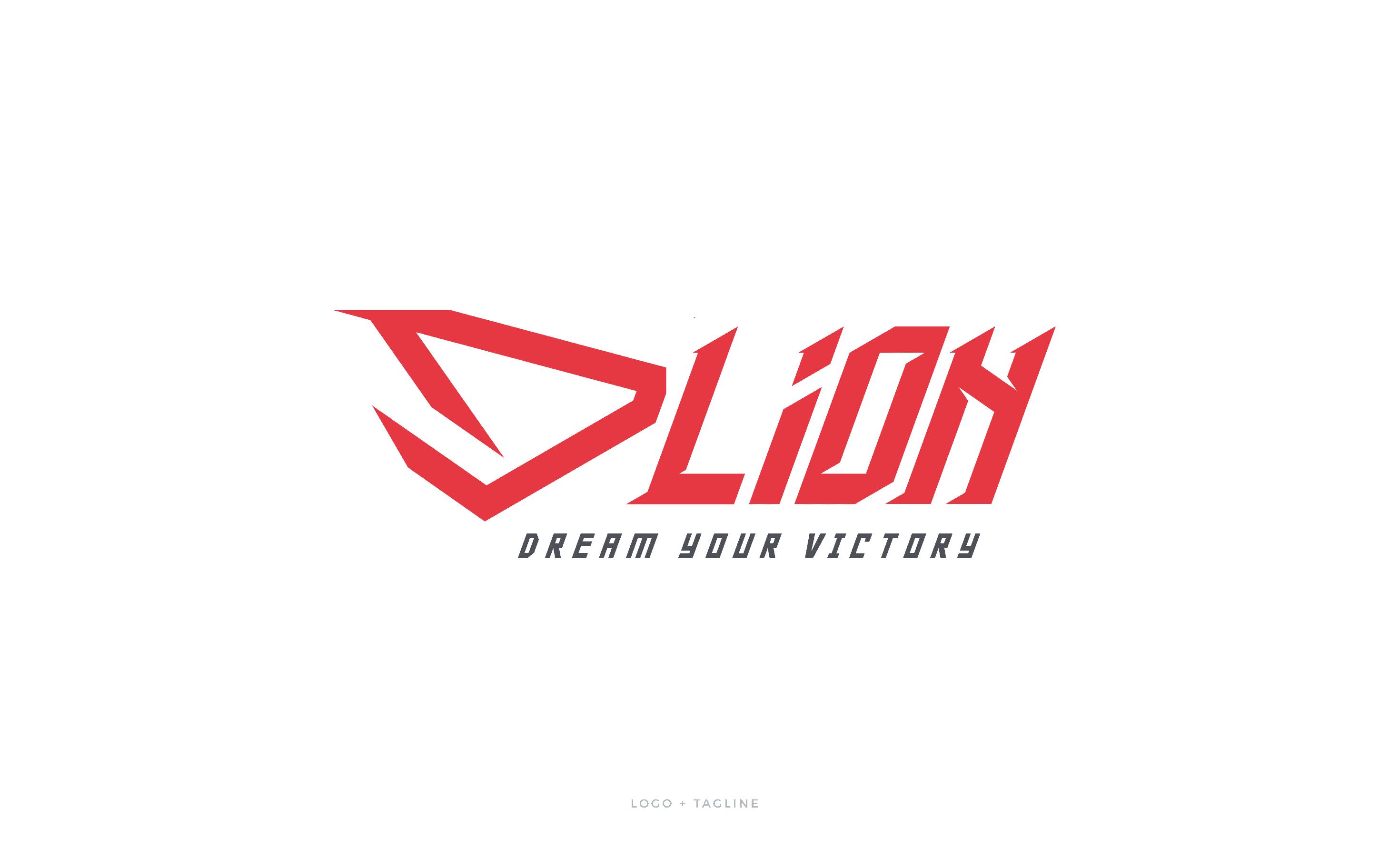 DLION Logo tagline
