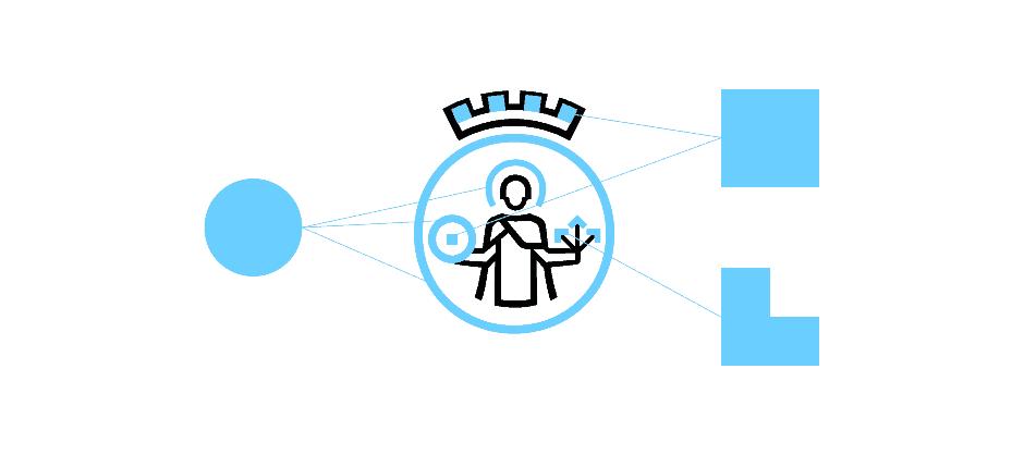 Comune Oslo - Forme derivate dal logo