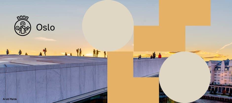 Comune Oslo - Applicazioni brand